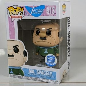 mr. spacely the jetsons funko pop!