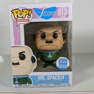 the jetsons mr. spacey funko pop!