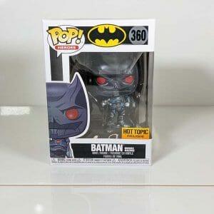 murder machine batman funko pop!