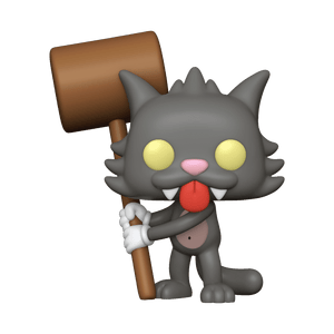 scratchy the simpsons funko pop!