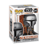 star wars the mandalorian funko pop!