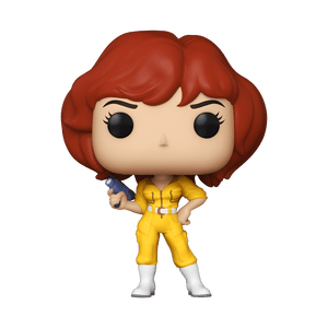 specialty series april oneil funko pop!