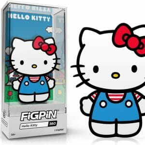 hello kitty FiGPiN box