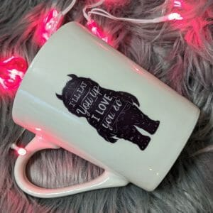 Where the Wild Things Are Inspired Mug