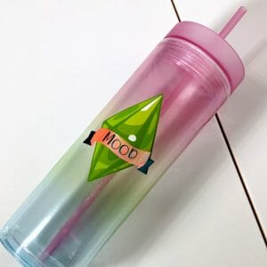 Plumbob Tumbler multi color