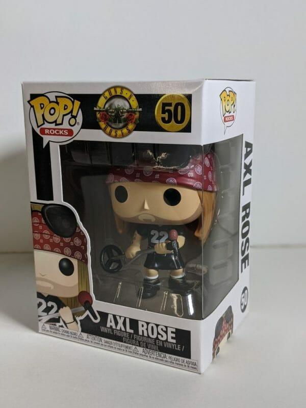 funko pop! axl rose