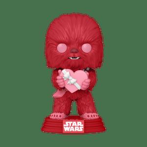 valentines chewbacca funko pop!