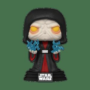 star wars emperor palpatine funko pop!