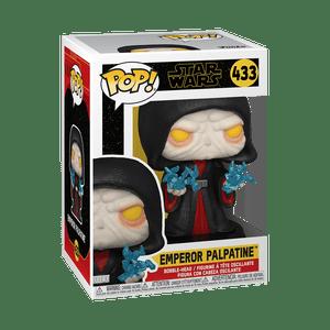 emperor palpatine funko pop!