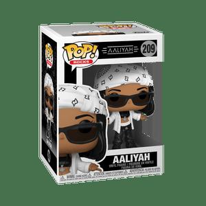 aaliyah funko pop!