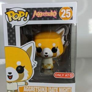 aggretsuko date night funko pop!