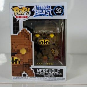 altered beast werewolf funko pop!