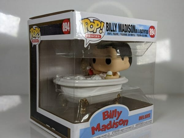 billy madison deluxe funko pop!