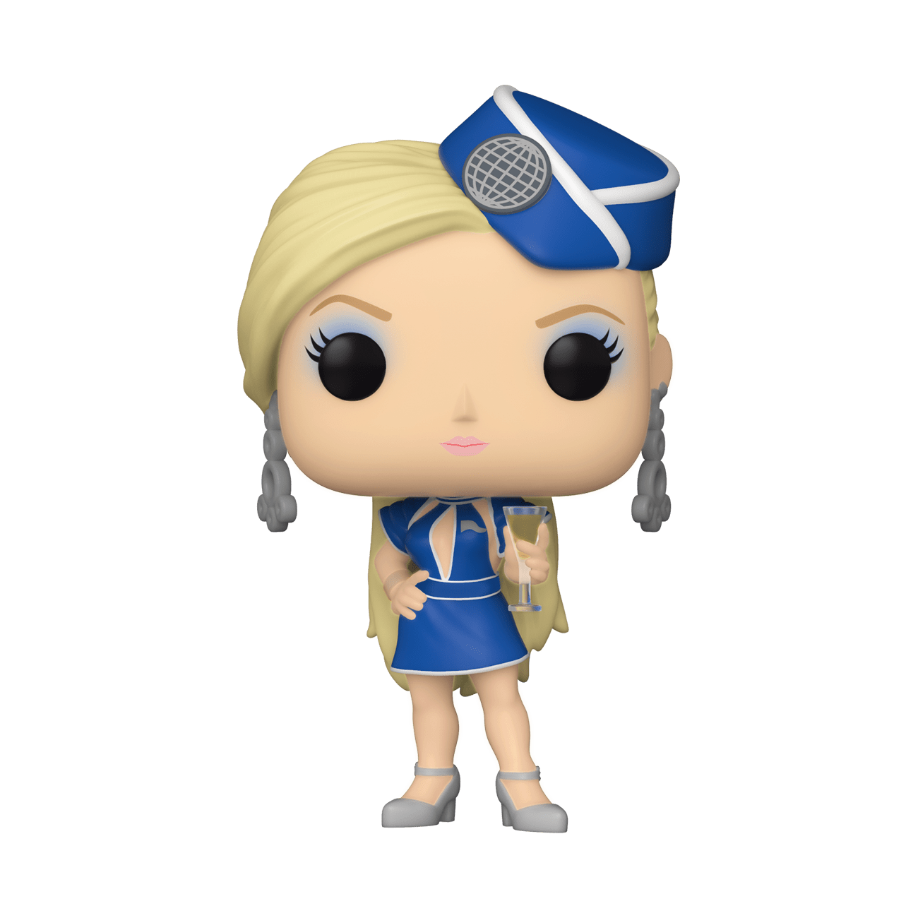 britney spears toxic stewardess funko pop!