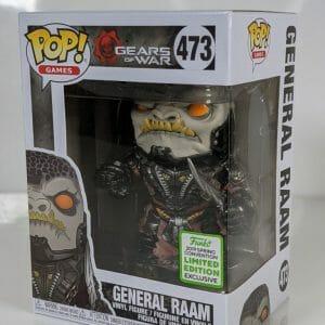 gears of war general raam funko
