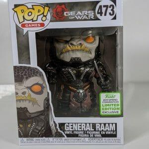 general raam gears of war funko pop!