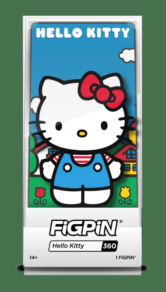 sanrio hello kitty figpin