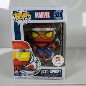 octo-spidey funko pop!