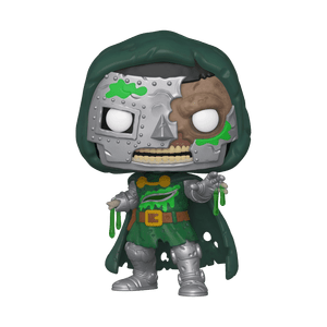zombies dr doom funko pop!