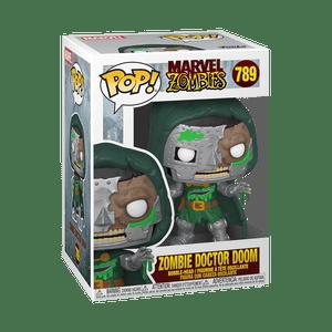 marvel zombies dr doom funko pop!