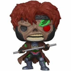 zombie gambit funko pop!