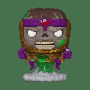 zombie modok marvel funko pop!