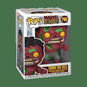 marvel zombies red hulk funko pop!