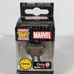 miles morales pop keychain chase
