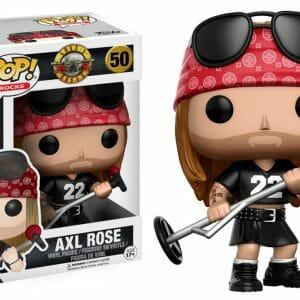 guns n roses axel rose funko Pop!