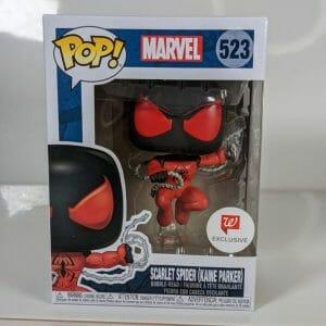 spider-man kaine parker funko pop!
