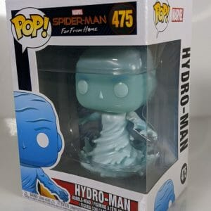 spider-man hydro-man funko pop!