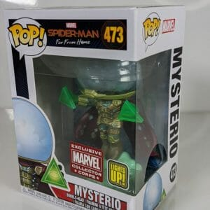 light up mysterio funko pop!