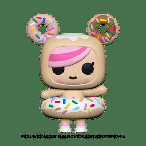 tokidoki donutella funko pop!