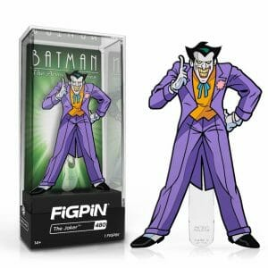 the joker figpin