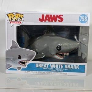 jaws great white shark funko pop!