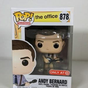 andy bernard banjo funko pop!