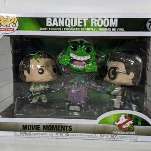 banquet room ghostbusters funko pop!
