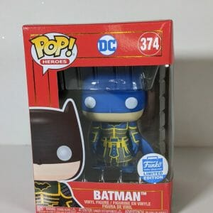 batman imperial blue funko pop!