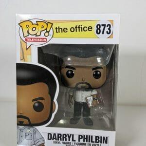 darryl philbin the office funko pop!
