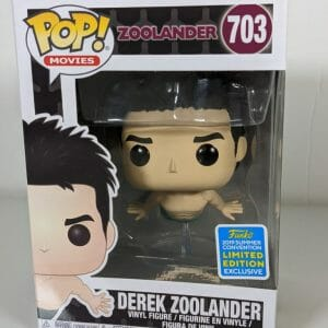 derek zoolander merman funko pop!