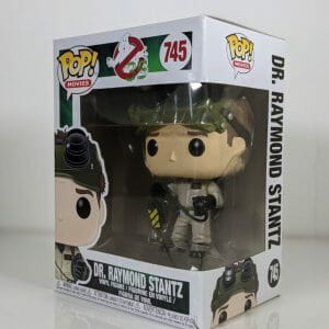 ghostbusters dr raymond stantz funko pop!