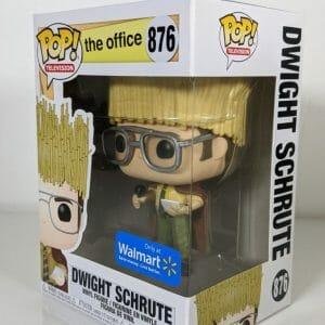 the office dwight hay king funko pop!