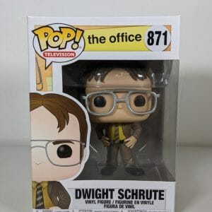 dwight schrute the office funko pop!
