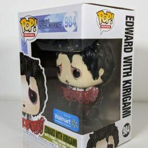 edward scissor hands funko pop!