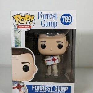 forrest gump with box of chocolates funko pop!