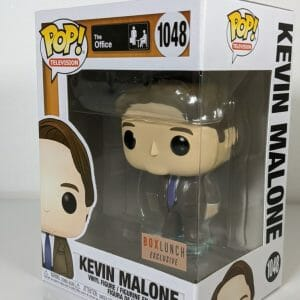 the office kevin malone funko pop!