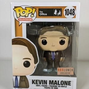 kevin malone the office funko pop!