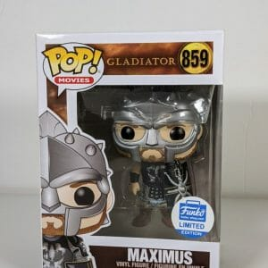 maximus full armor funko pop!