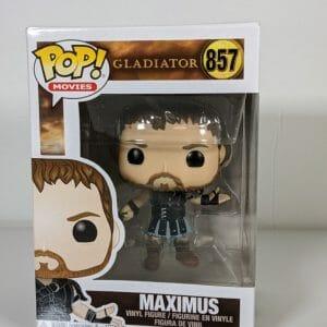 maximus holding sword funko pop!