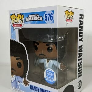 randy watson coming to america funko pop!